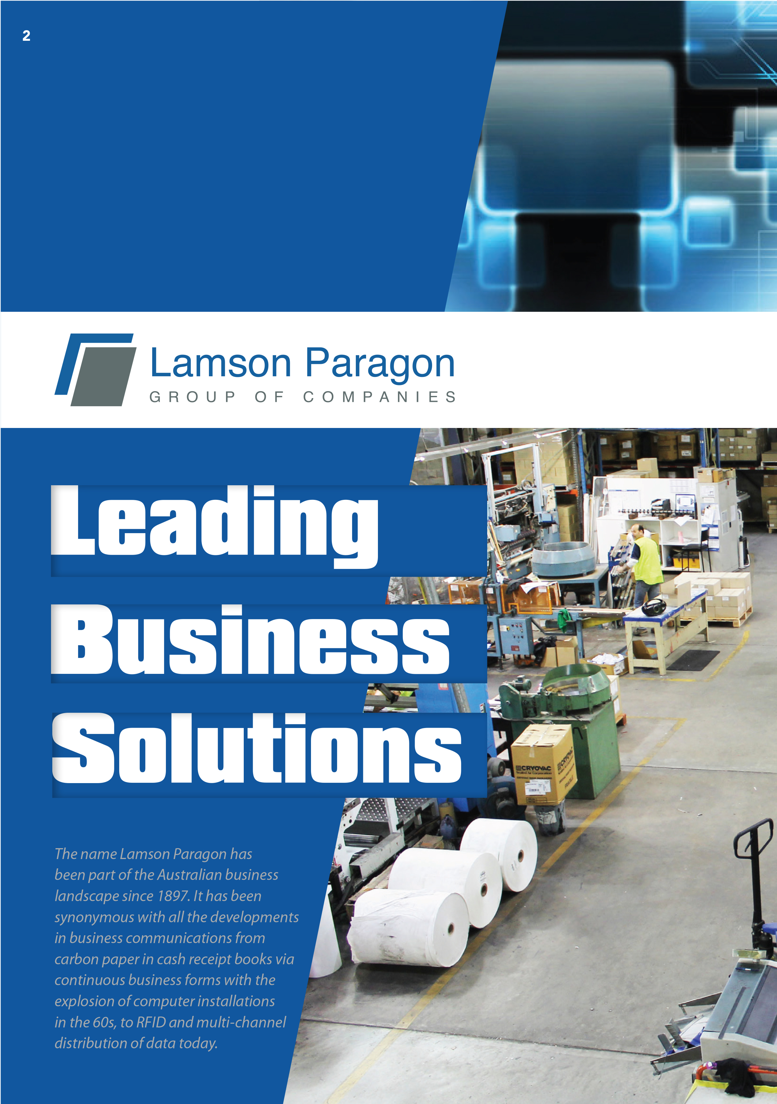 Leading Business Solutions