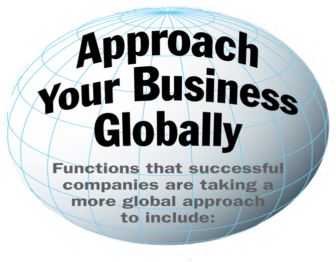 globally approach